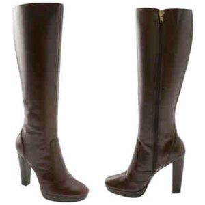 💓Michael Kors Roslyn Black Boots‼️